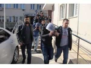Bursa'daki Uyuşturucu Operasyonunda 8 Kişi Tutuklandı