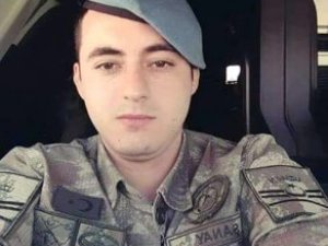 Nusaybin'de Uzman Çavuş Zırhlı Araca Girip İntihar Etti