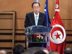 BM Genel Sekreteri Ban: Afrikalı gençlerin yüzde 30'u işsiz