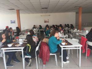 Sümer Lisesi'nden, Malatya İlim Gençlik Okulları'na Ziyaret