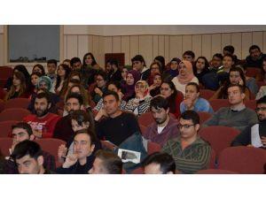 Erciyes Üniversitesi'nde 'Merkez Bankası'nda Kariyer' Konferansı