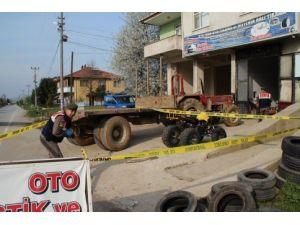 Sakarya'da Silahlı Kavga: 2 Yaralı