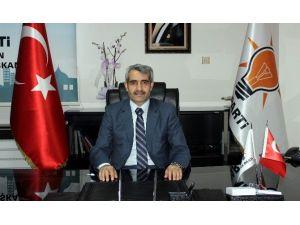 AK Parti Merkez İlçe Yönetimi Onaylandı