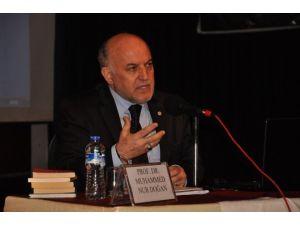 Nazilli'de Muhammed Nur Doğan Konferansı Yoğun İlgi Gördü