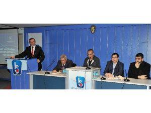 KSO Başkanı Kütükcü'den Verimlilik Uyarısı