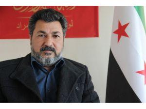 Türkmen Albaydan Türkmen Gençlere Savaş Çağrısı