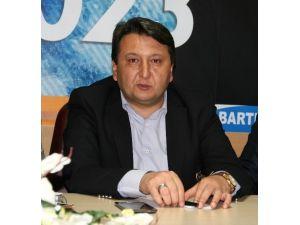 AK Parti Bartın İl Başkanı Kalp Krizi Geçirdi