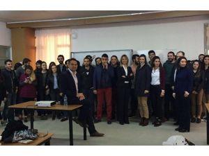 Canpa'dan Üniversitelilere ''Isı Yalıtımı'' Eğitimi