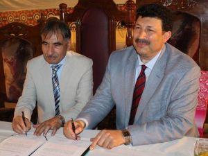 Mevlana Değişim Programı Anlaşmaları İmzalandı