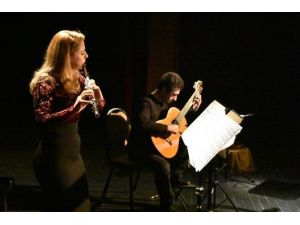 Flüt Gitar Duo Konseri