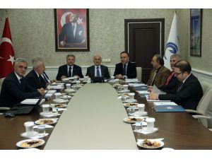 KUDAKA'nın 75.Yönetim Kurulu Toplantısı Erzurum'da yapıldı