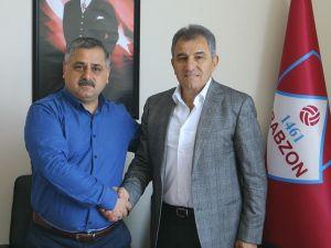 Hüsnü Özkara: Amacımız Trabzonspor'umuza oyuncu yetiştirmek