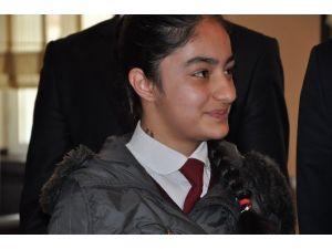 TEOG Sınavında 120'de 120 Yapan Öğrenciye Altın Ödülü