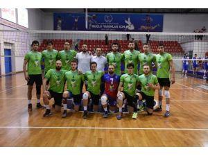 Düzce Voleybol Takımı Final Maçlarına Hazır