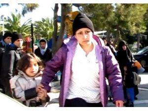 İzmir'de Sığınmacı Gerginliği