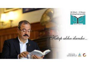 GSO Başkanı Adil Sanikonukoğlu'ndan Okuma Projesine Destek