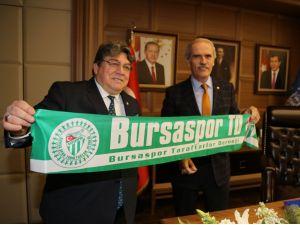 Bursaspor en büyük değerimiz