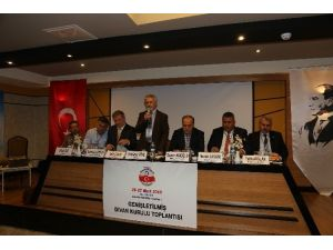 Türkiye Meslekte Birlik Derneği, Mali Müşavir Odaları Seçimi İçin Start Verdi