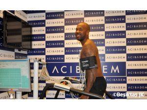 Beşiktaş'ta Bobby Brown sağlık kontrolünden geçti