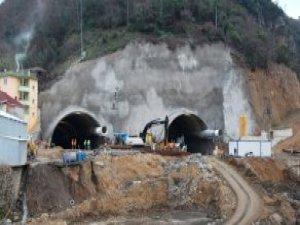Türkiye'ye Örnek Olacak Tünelde Sona Doğru