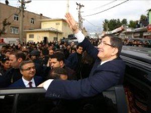 Başbakan Davutoğlu, Sur'a Gidiyor