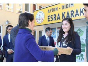 Didim'de Okuyan Öğrenciler Ödüllerini Aldı