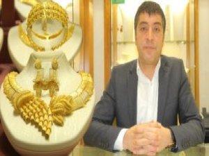 Elazığ Kuyumcular Odası Başkanı Fikret Çakmakçı: Altını olan Satmasın