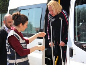 Aydın'da Engelli Kadına Fuhuş Yaptırdılar