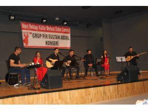 Didim Cem Evinden Grup Pir Sultan Abdal Konseri
