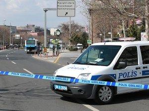 Ankara'da halk otobüsünde şüpheli paket ihbarı