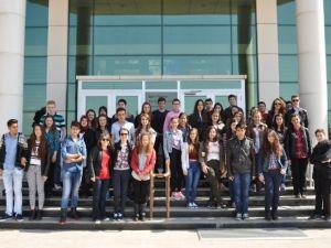 Lise Öğrencilerinin Üniversite Ziyareti