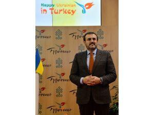 Ukrayna'nın En Büyük Turizm Fuarında Türkiye'ye Dev Tanıtım