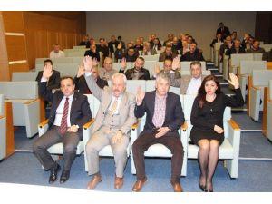 Manisa TSO Mart Ayı Meclis Toplantısı Yapıldı