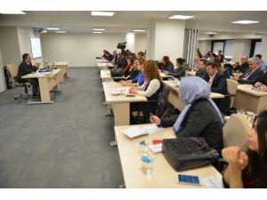 """Büyükşehir, """"Ulaşım Ana Planı Hazırlama Eğitimine"""" Katıldı"""