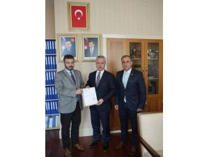 AK Parti Aydın İl Başkanlığı'na Ömer Özmen yeniden atandı