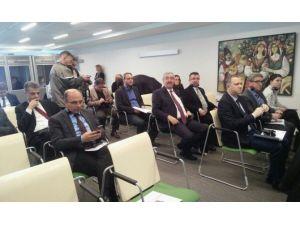 'Sınır Ötesi İşbirliği-avrupa Köprüleri' Toplantısı