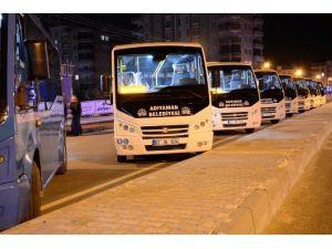 Yeni Otobüs Hattı Pazartesi Günü Hizmete Giriyor