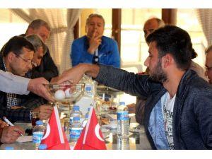 Salihli'de U-17 Türkiye Şampiyonası Heyecanı