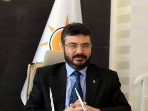 AK Parti Aydın İl Başkanlığına Ömer Özmen Atandı