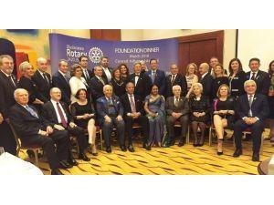 Uluslararası Rotary Başkanı Türk Rotaryenlere Buluştu