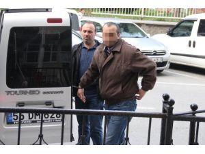 Adliyeye Sevk Edilen Hırsızlık Şüphesi Tutuklandı