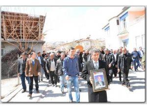 Şube Müdürü Mahmut Şahin, Dualarla Defin Edildi