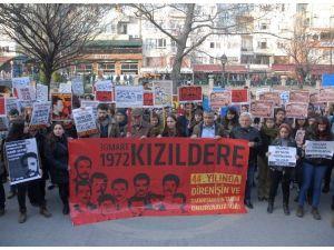 Eskişehir'de 'Kızıldere' Anması