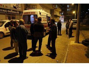 Suriyelilerin Bıçaklı Kavgası: 2 Yaralı