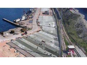Çelebi Bandırma Limanı Cazibe Merkezi Haline Geldi
