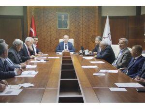 Belediyeler Birliği Meclisi Toplandı