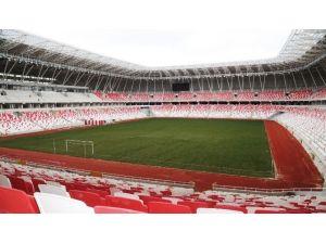 """""""Türkiye'nin İlk Ekolojik Stadyumu'nda Sona Yaklaşılıyor"""""""