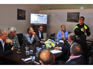 Manavgat'ta Alternatif Yol Güzergahlar Belirlendi