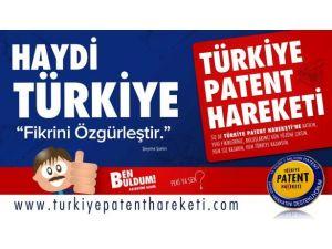 En iyi patent sloganı aranıyor