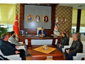 Başkan Baran, Halk Toplantılarını Sürdürüyor